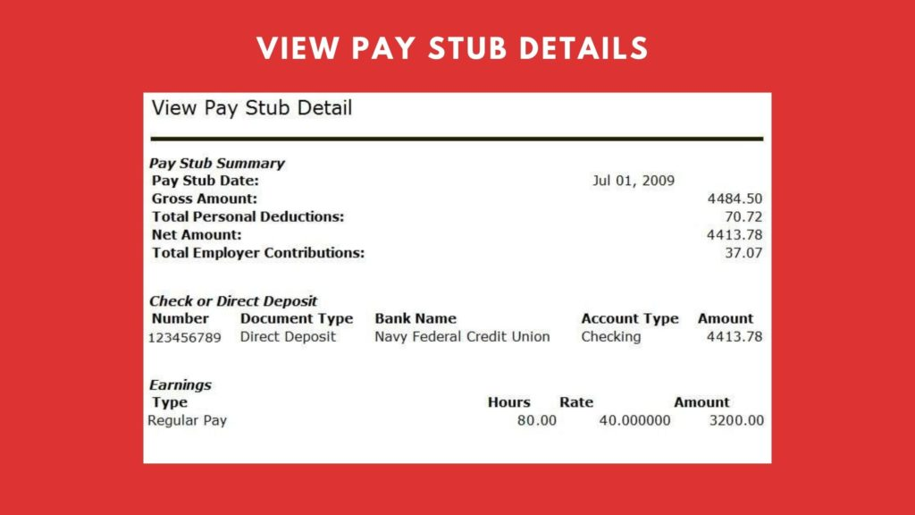 jcp associate kiosk - view paystub