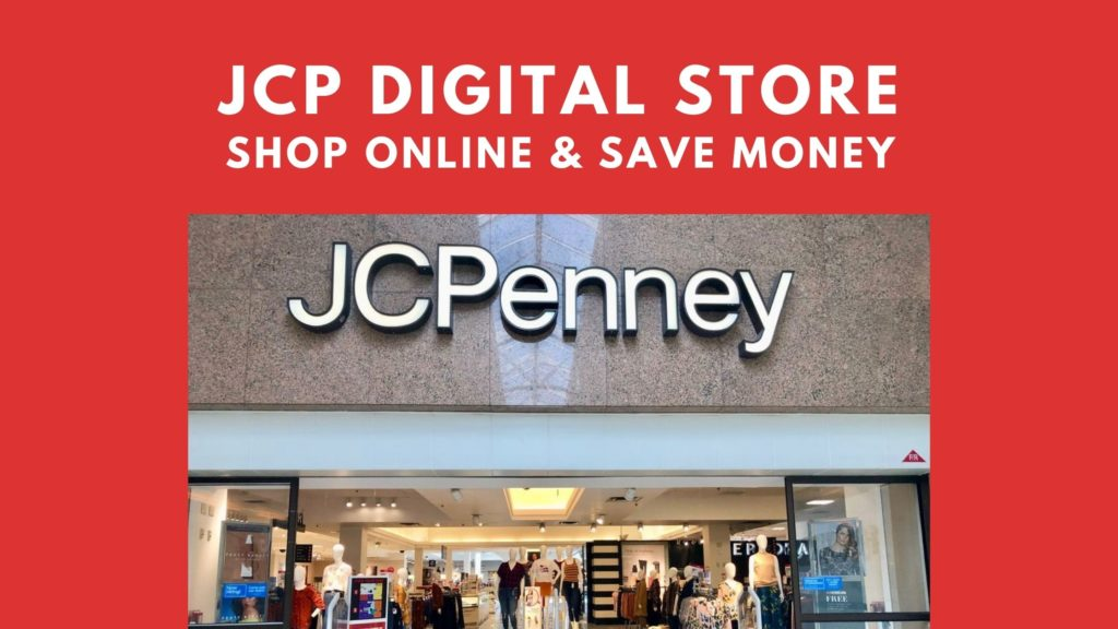 jcpenney digital store